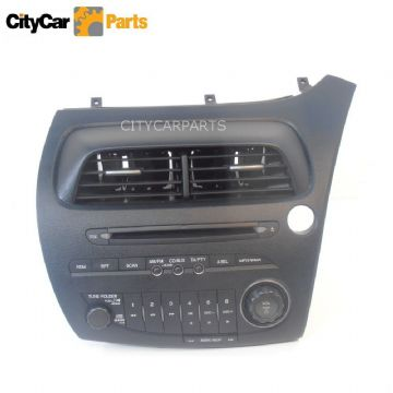 HONDA CIVIC MODELS FROM 2006 TO 2010 RADIO/CD-PLAYER 39100-SMR-E123-M1